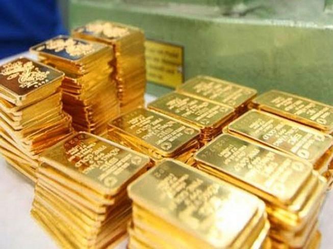 Giá vàng hôm nay 21/11: Vàng tăng nhẹ 70.000 đồng/lượng trong phiên cuối tuần - Ảnh 1.