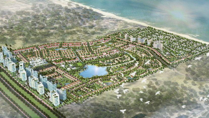 Quảng Nam giao đất cho Đạt Phương thực hiện khu phức hợp nghỉ dưỡng hơn 4.600 tỉ đồng - Ảnh 1.