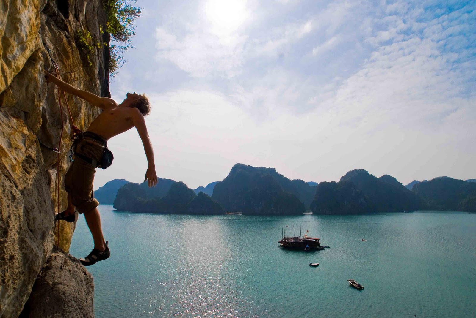 Chiêm ngưỡng cảnh sắc thiên nhiên kì vĩ tại vịnh Lan Hạ, Hải Phòng - Ảnh 11.