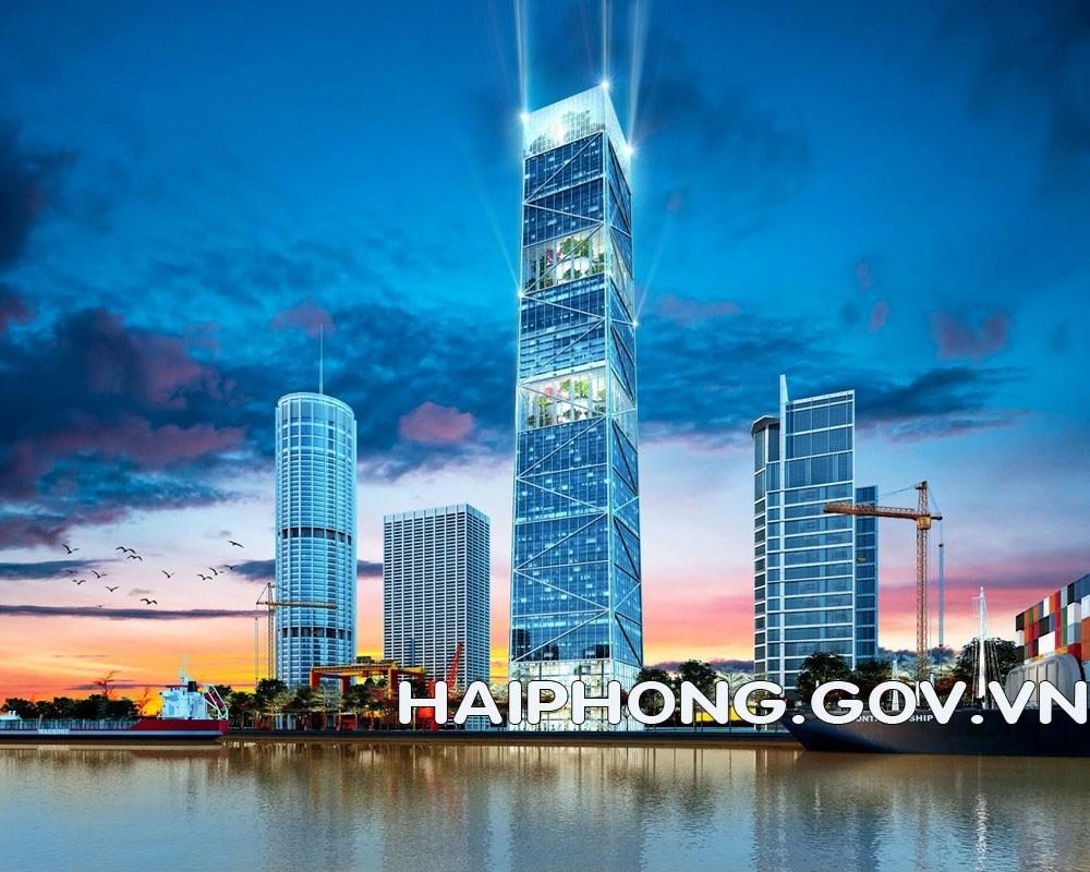 Hải Phòng chấm dứt chủ trương đầu tư tòa tháp 72 tầng của FLC - Ảnh 1.