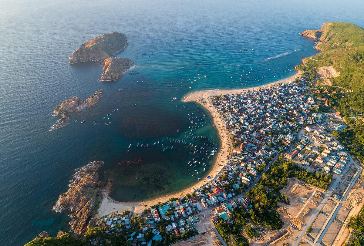 Khu đô thị hơn 2.400 tỉ đồng ở TP Quy Nhơn tìm nhà đầu tư - Ảnh 1.
