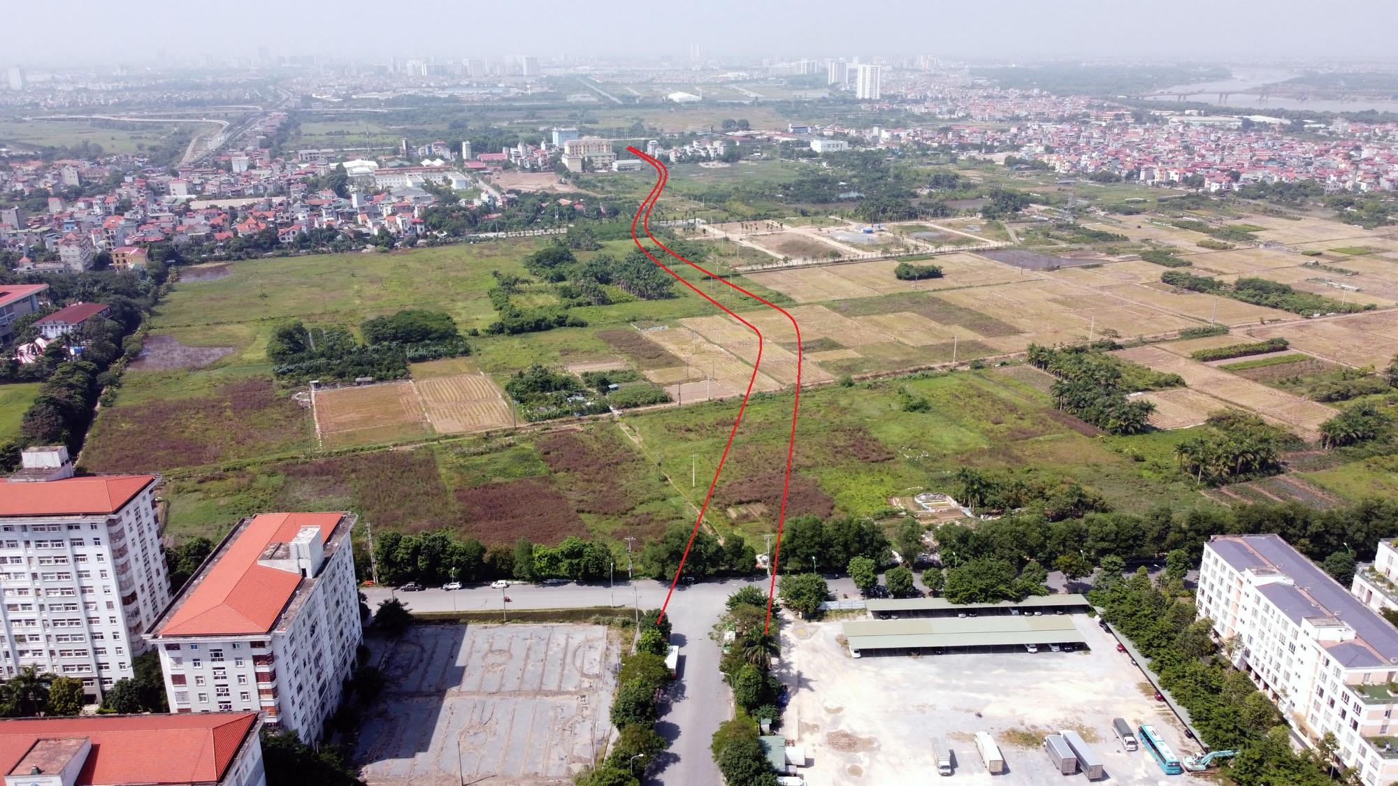 Vị trí ba đường sẽ mở theo qui hoạch ở xã Cổ Bi, Gia Lâm, Hà Nội - Ảnh 9.