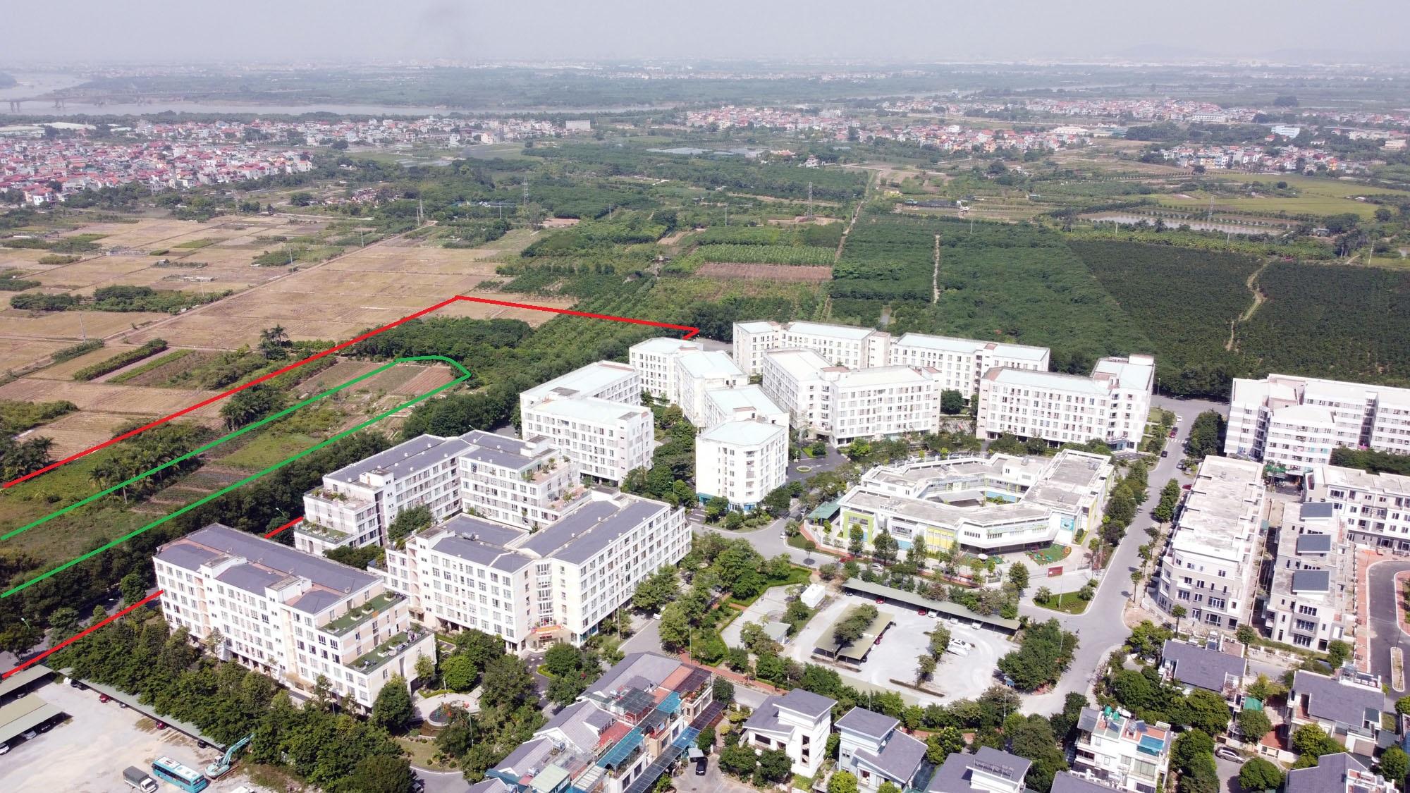 Vị trí ba đường sẽ mở theo qui hoạch ở xã Cổ Bi, Gia Lâm, Hà Nội - Ảnh 11.
