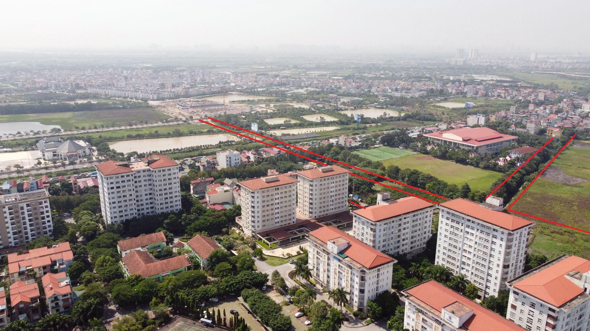 Vị trí ba đường sẽ mở theo qui hoạch ở xã Cổ Bi, Gia Lâm, Hà Nội - Ảnh 12.