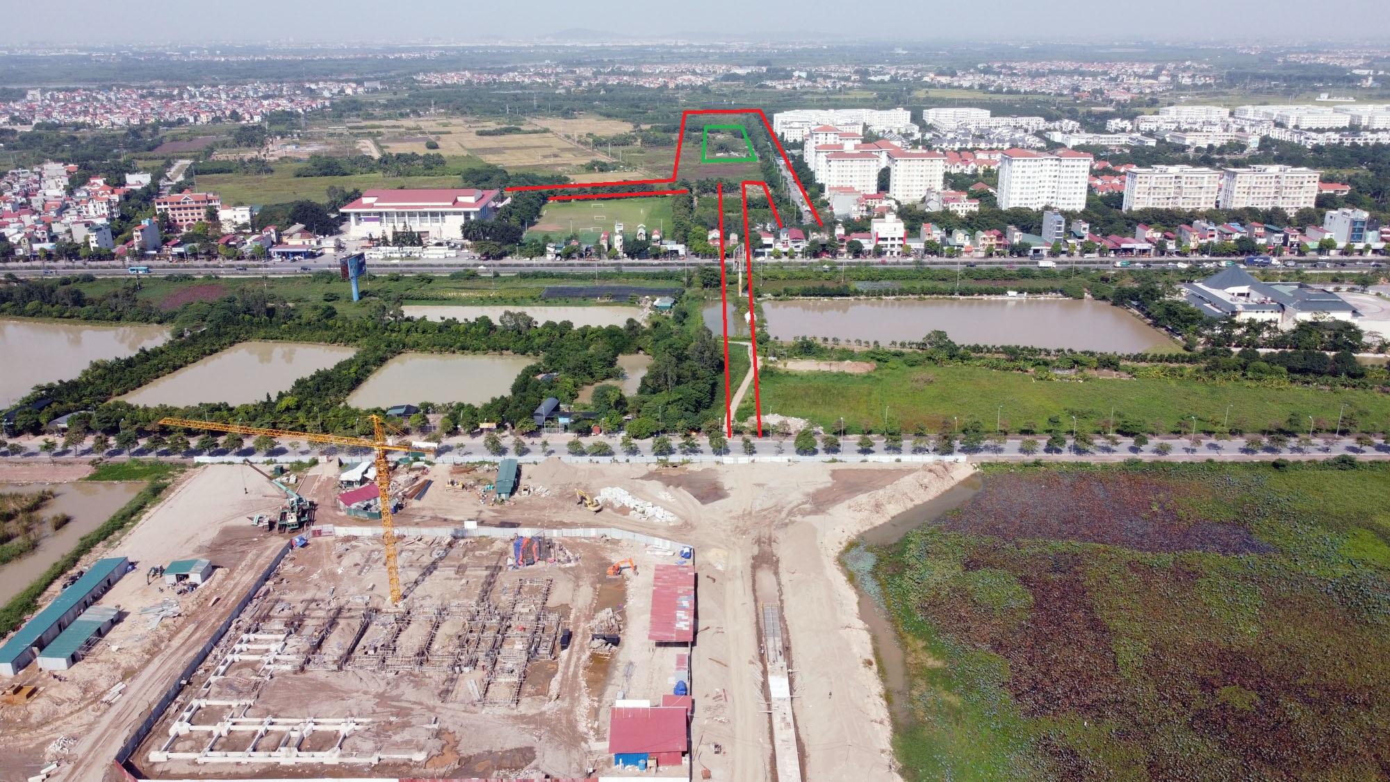 Vị trí ba đường sẽ mở theo qui hoạch ở xã Cổ Bi, Gia Lâm, Hà Nội - Ảnh 13.
