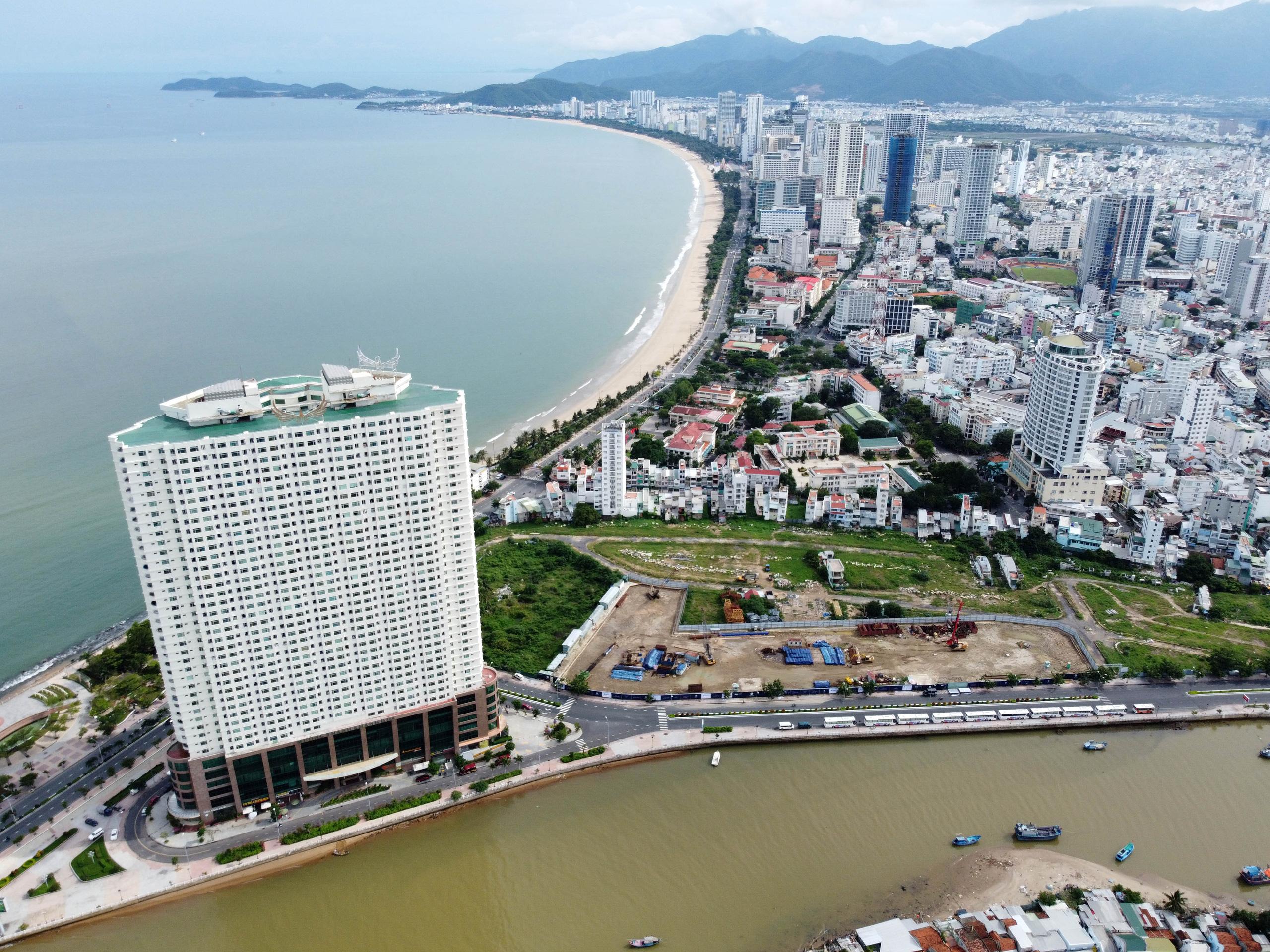 Nha Trang sẽ có không gian giới thiệu sản phẩm, văn hóa, ẩm thực 3 miền và tuyến phố đi bộ - Ảnh 1.