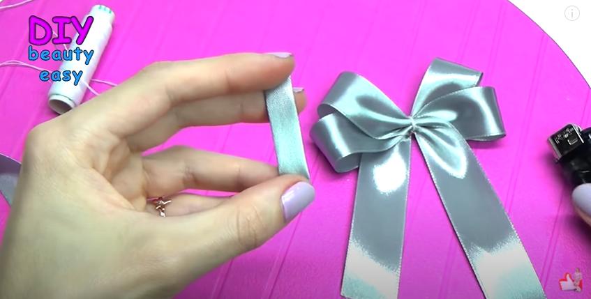 Gợi ý những cách thắt nơ hộp quà đơn giản mà đẹp dành tặng những người thân yêu - Ảnh 7.