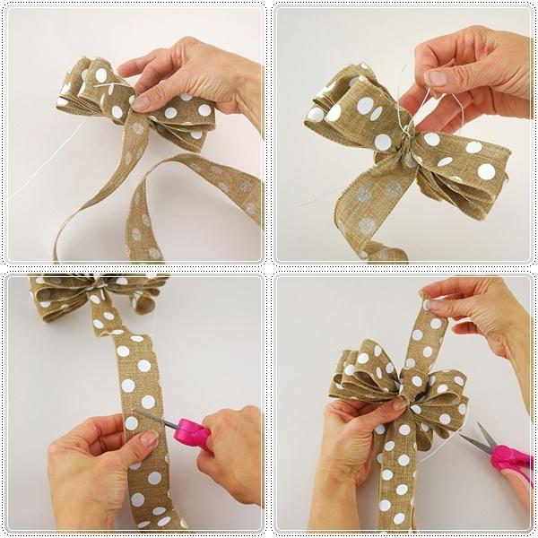 Gợi ý những cách thắt nơ hộp quà đơn giản mà đẹp dành tặng những người thân yêu - Ảnh 14.