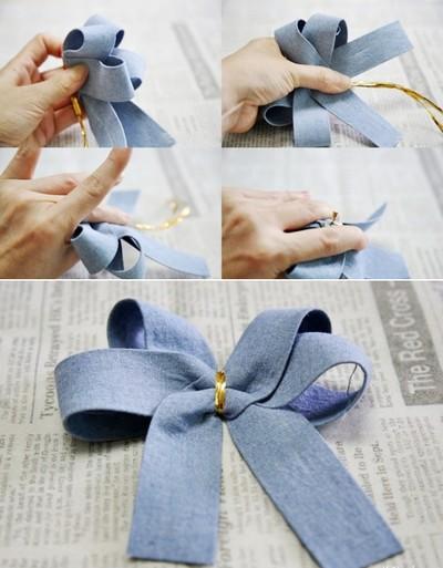 Gợi ý những cách thắt nơ hộp quà đơn giản mà đẹp dành tặng những người thân yêu - Ảnh 9.