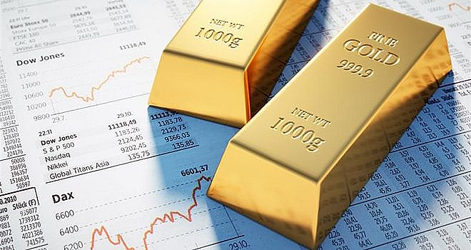 Giá vàng hôm nay 26/11: Chấm dứt đà giảm, SJC tăng nhẹ 100.000 đồng/lượng - Ảnh 1.