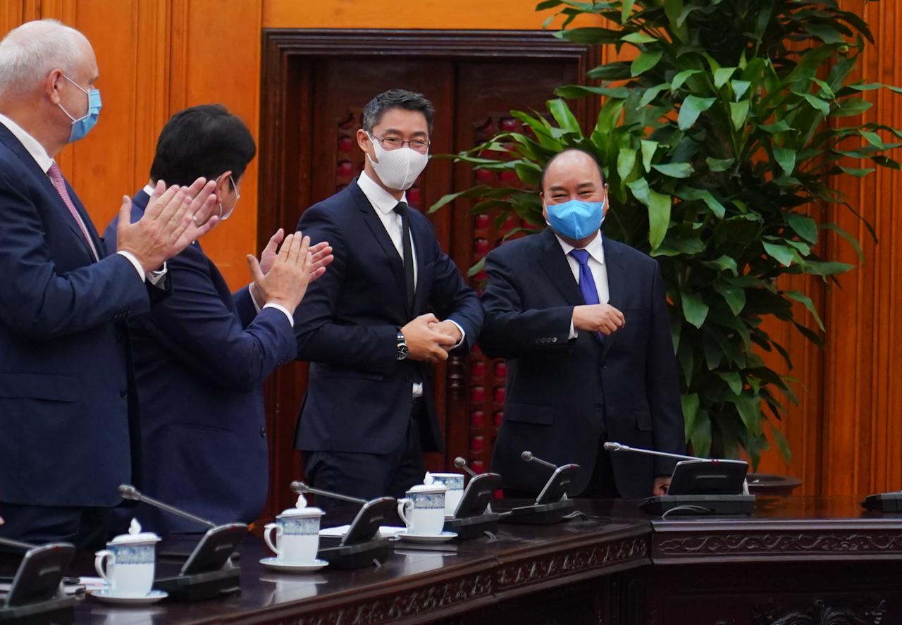 Nhóm doanh nghiệp lớn nước ngoài đầu tư 350 triệu USD vào Việt Nam - Ảnh 1.