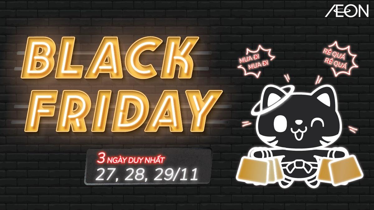 Tận hưởng lễ hội mua sắm Black Friday với nhiều giảm phẩm giảm sâu đến 70% - Ảnh 10.