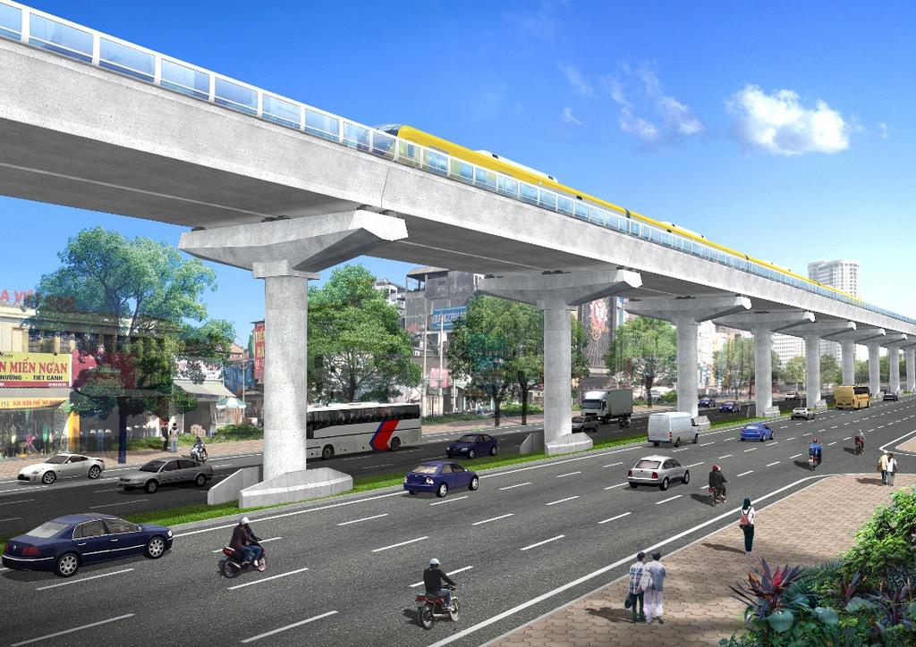 Thanh tra Chính phủ kết luận dấu hiệu vi phạm tại dự án Đường sắt Nhổn - ga Hà Nội - Ảnh 1.
