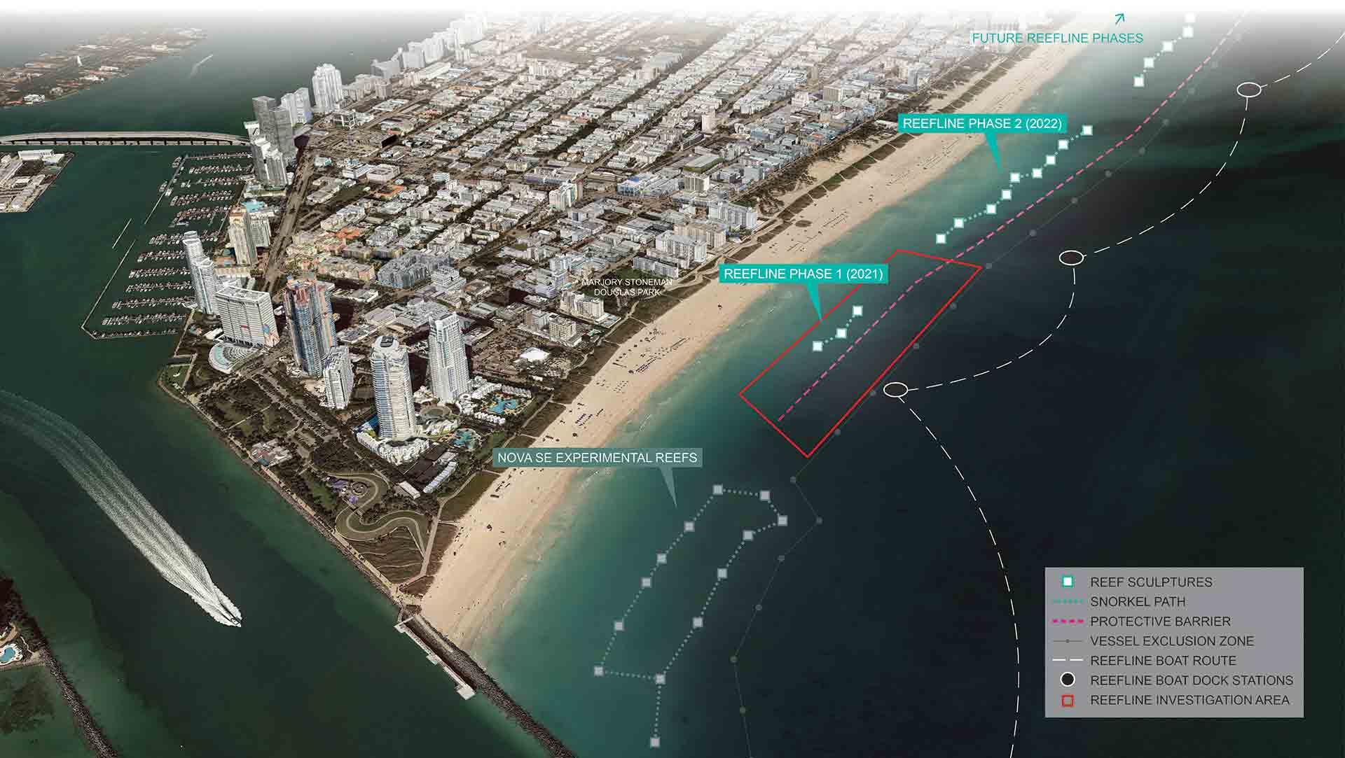 Khám phá công viên san hô điêu khắc dài hơn 11km sắp mở cửa ở vùng biển Miami - Ảnh 3.