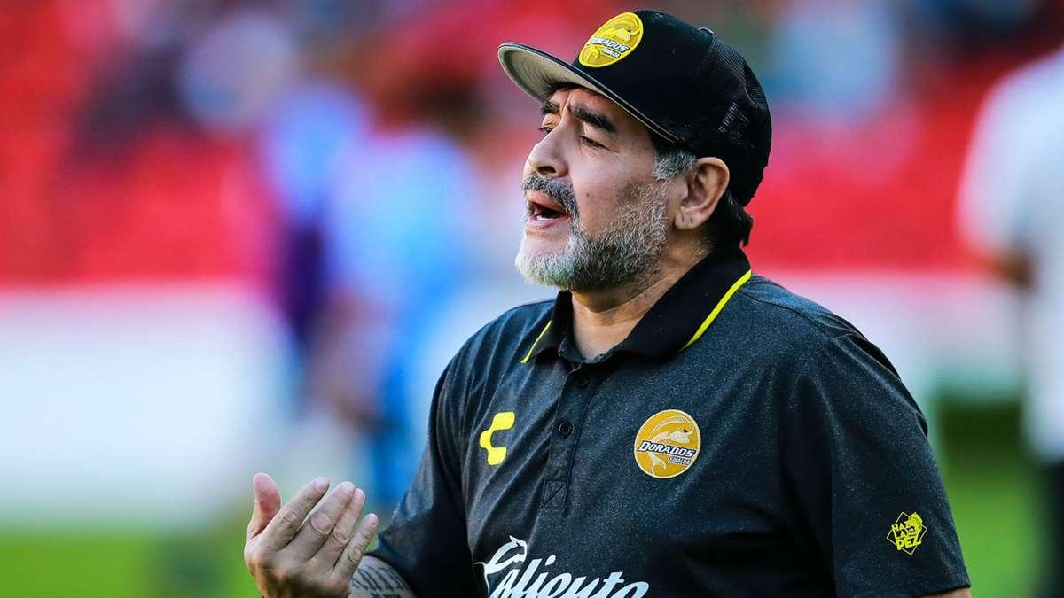 Khối tài sản khiêm tốn của huyền thoại Maradona - Ảnh 1.