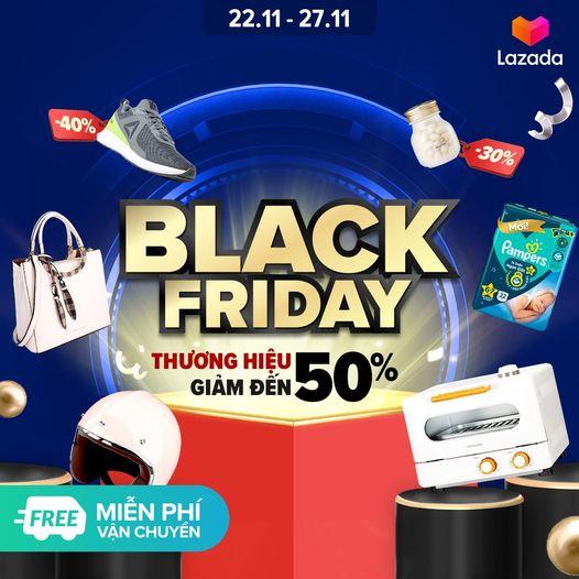 Tận hưởng lễ hội mua sắm Black Friday với nhiều giảm phẩm giảm sâu đến 70% - Ảnh 12.