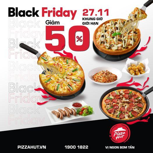 Tận hưởng lễ hội mua sắm Black Friday với nhiều giảm phẩm giảm sâu đến 70% - Ảnh 1.