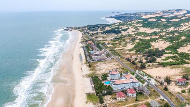 Bình Thuận khởi công hai dự án trọng điểm gần 1.600 tỉ đồng - Ảnh 1.