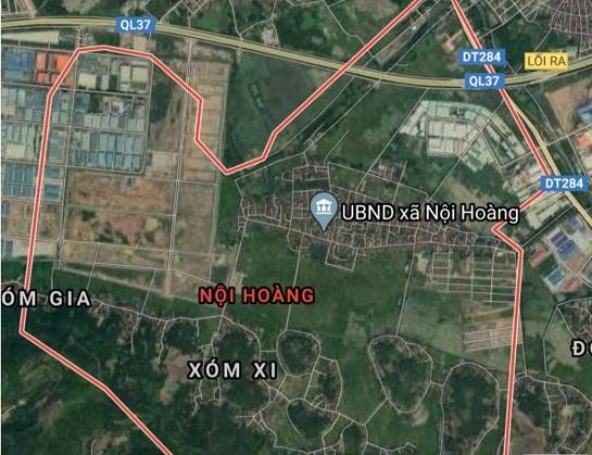 Bắc Giang chỉ định nhà đầu tư khu đô thị hơn 4.100 tỉ đồng - Ảnh 1.