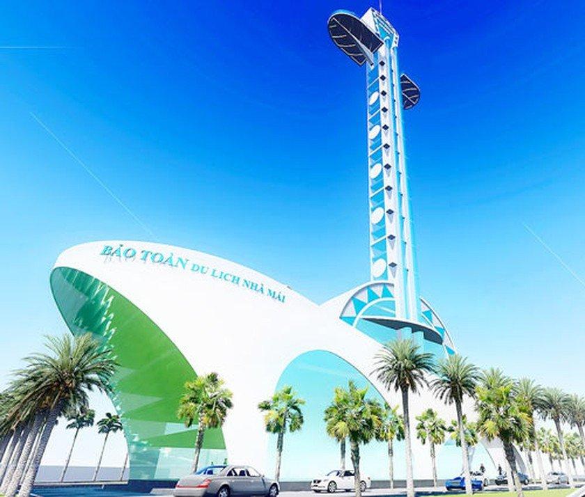 Xây khách sạn hơn 1.000 tỉ đồng hình cây đờn kìm tại Bạc Liêu - Ảnh 2.