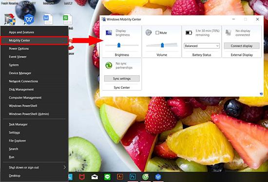Cách chỉnh độ sáng màn hình máy tính mà không cần dùng phần mềm - Ảnh 2.