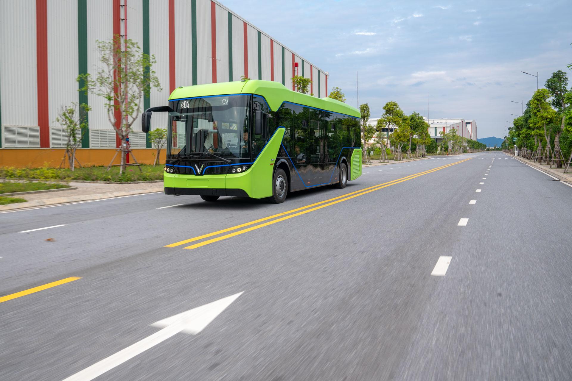VinBus xây dựng hệ thống trạm sạc xe buýt điện lớn nhất Đông Nam Á - Ảnh 2.