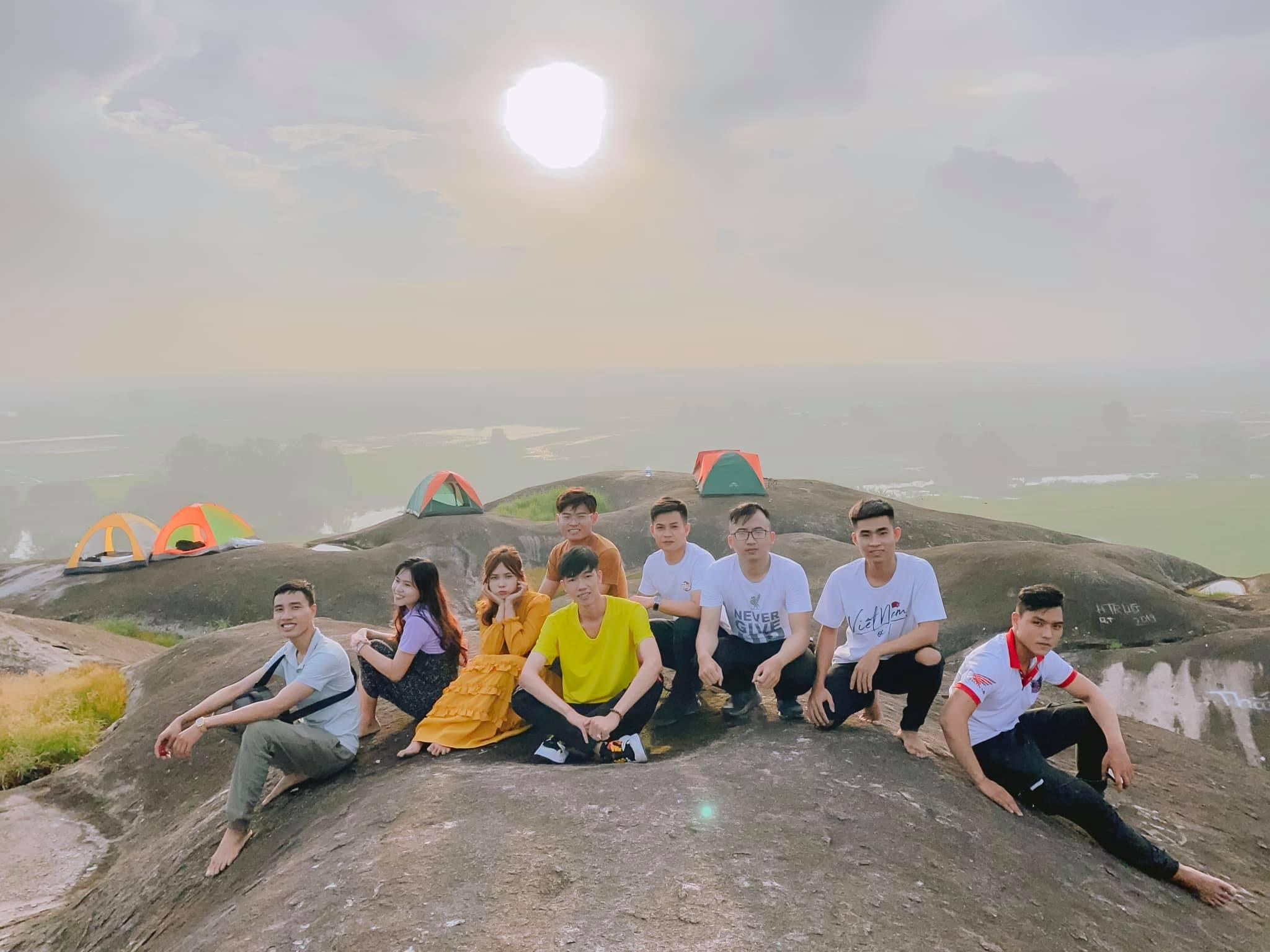 Khám phá đá Chữ Thập, địa điểm dã ngoại lí tưởng quanh khu vực Sài Gòn - Ảnh 10.