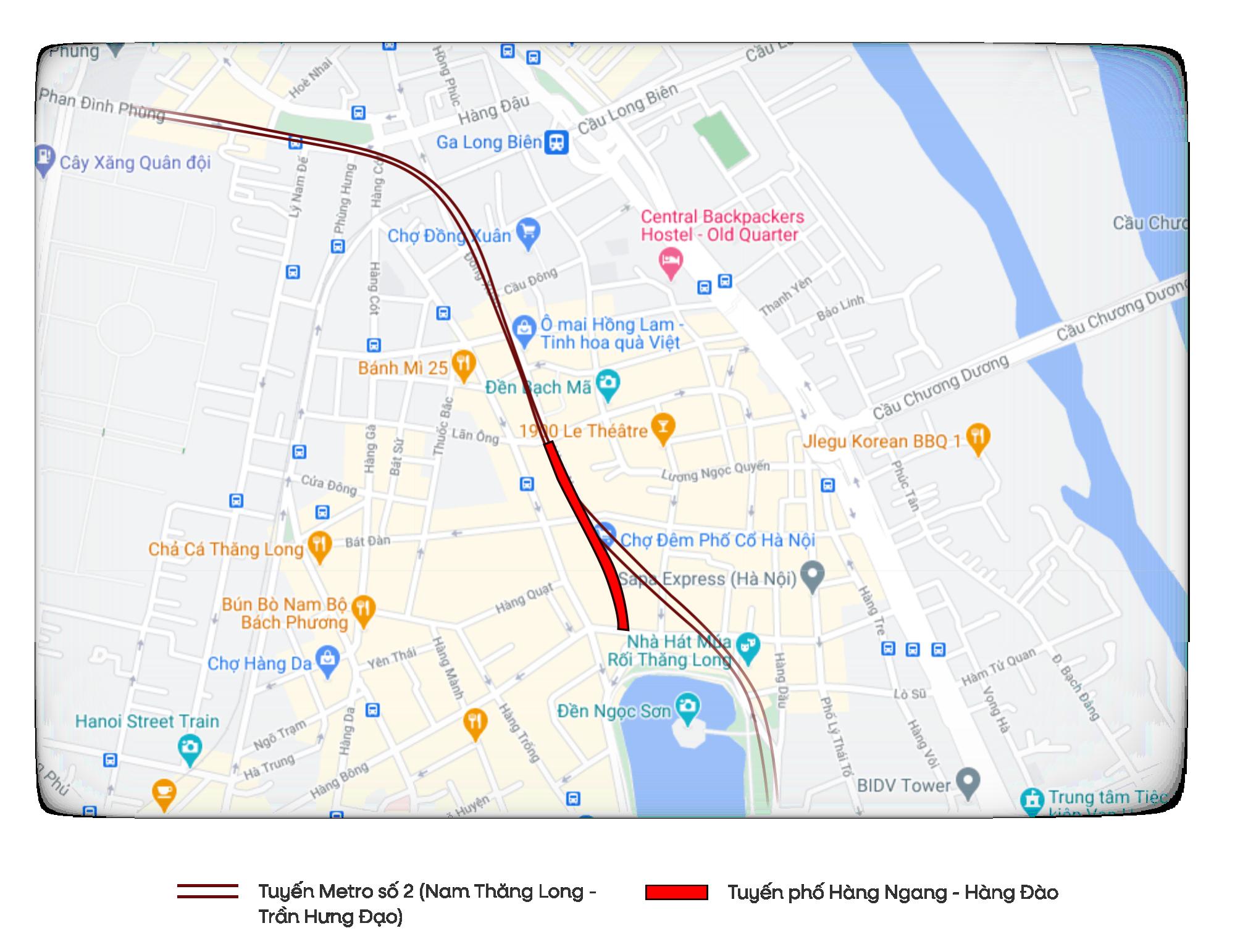 Có gì đặc biệt tại những con phố đắt đỏ bậc nhất Hà Nội? - Ảnh 6.