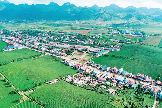 Liên danh Hancorp muốn làm Khu đô thị sinh thái Mộc Châu gần 3.400 tỉ đồng - Ảnh 1.