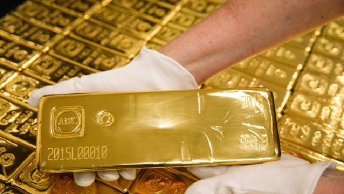 Giá vàng hôm nay 30/11: SJC mất hơn 600.000 đồng/lượng trong phiên đầu tuần - Ảnh 1.