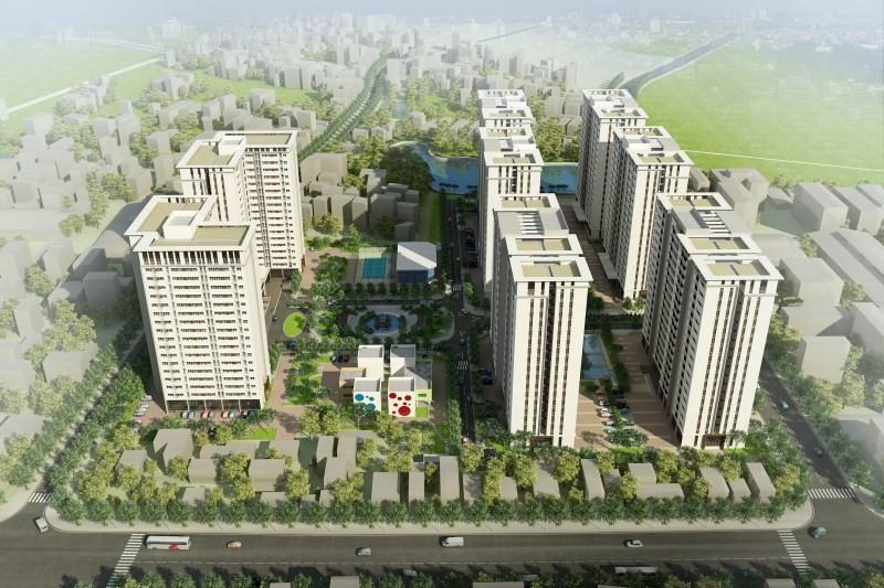 Hà Nội cần khoảng 90.000 tỉ đồng để phát triển nhà ở xã hội đến năm 2025 - Ảnh 1.