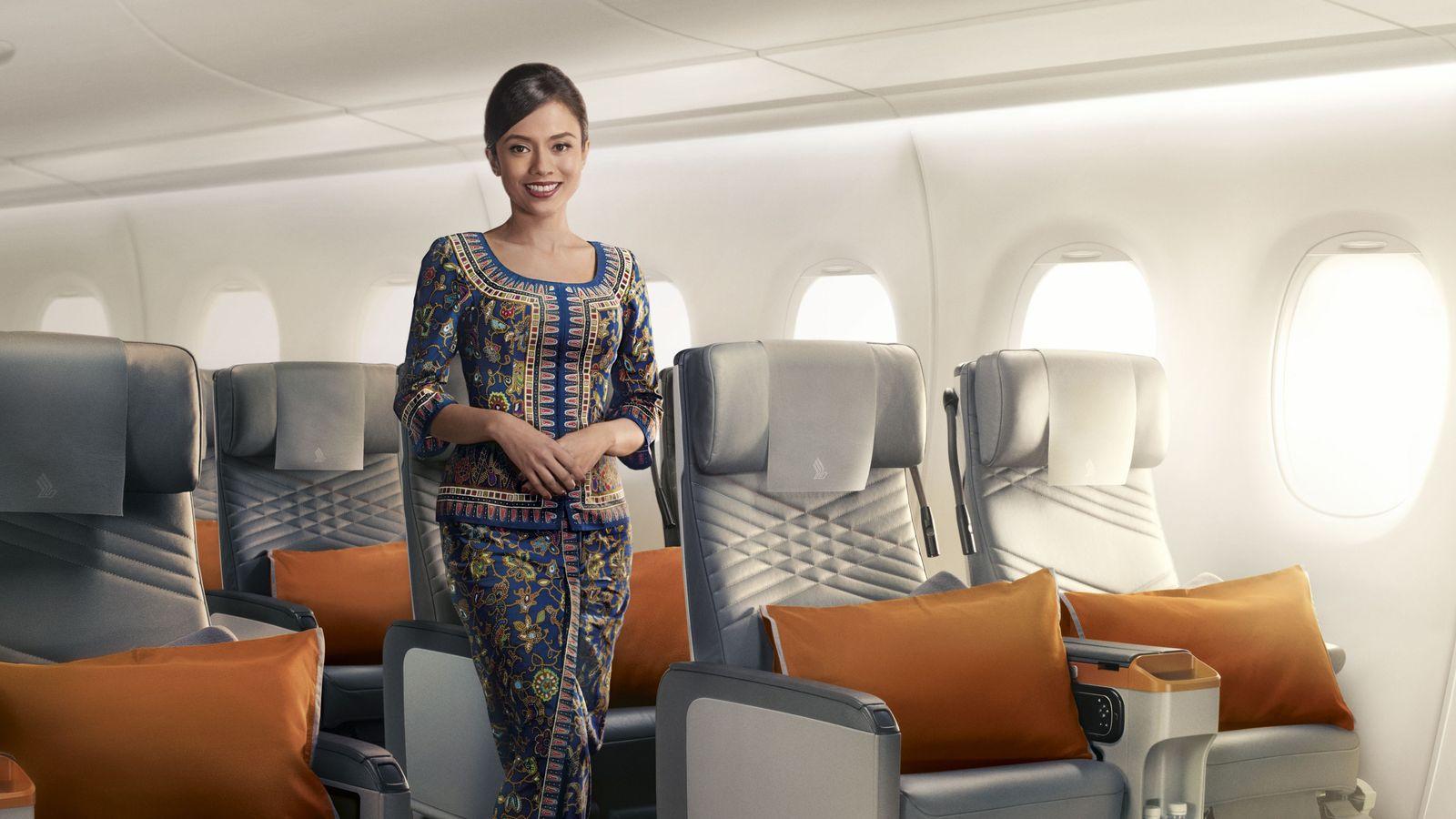 Singapore Airlines khai trương học viện đào tạo về dịch vụ và vận hành - Ảnh 2.