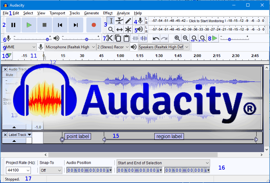 Tổng hợp các phần mêm ghi âm trên máy tính miễn phí hiện nay - Ảnh 2.