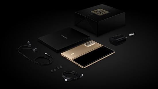 Samsung ra mắt W21 5G phiên bản cao cấp hơn của Galaxy Z Fold 2 tại Trung Quốc - Ảnh 3.