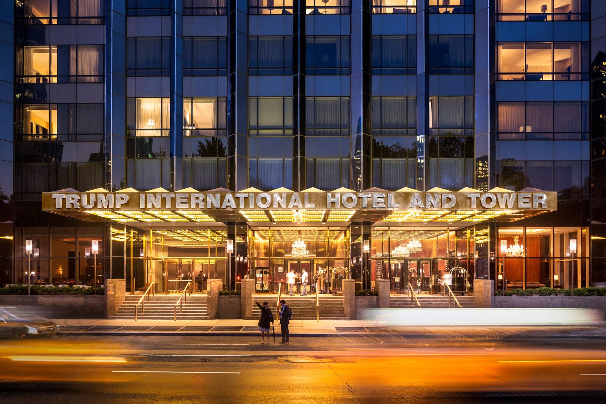Những khách sạn đẳng cấp của tổng thống Mỹ Donald Trump - Ảnh 1.