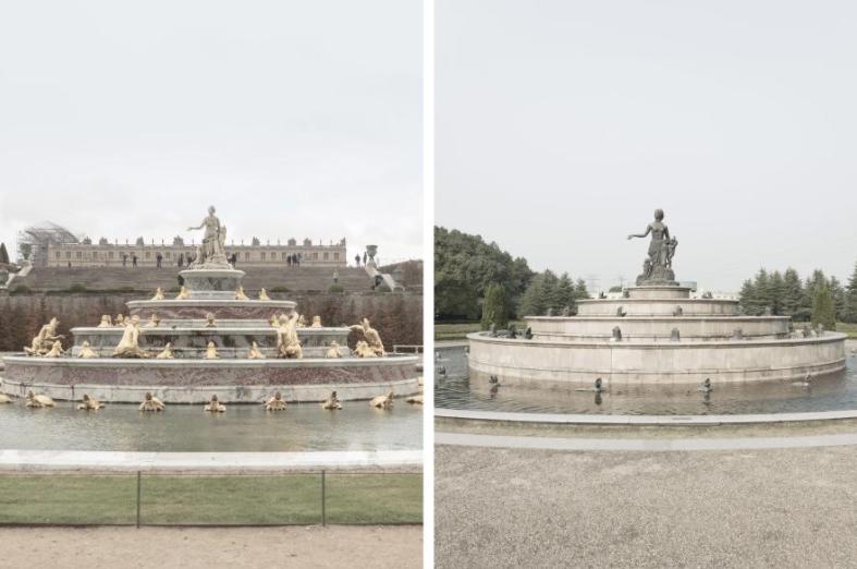 Khám phá Paris thu nhỏ giữa lòng Trung Quốc qua bộ ảnh độc đáo của nhiếp ảnh gia người Pháp - Ảnh 5.