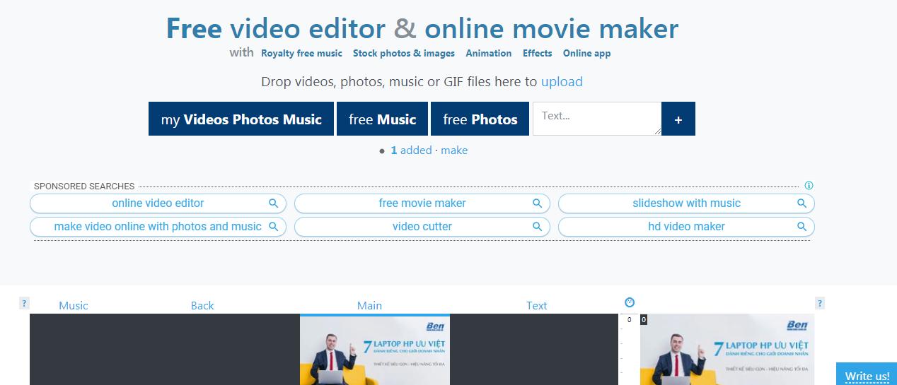 Tổng hợp phần mềm cắt ghép video miễn phí trực tuyến mới nhất hiện nay - Ảnh 1.