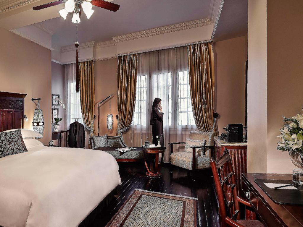 Khách sạn tổng thống Mỹ Donald Trump từng ở khi đến Việt Nam  - Ảnh 3.