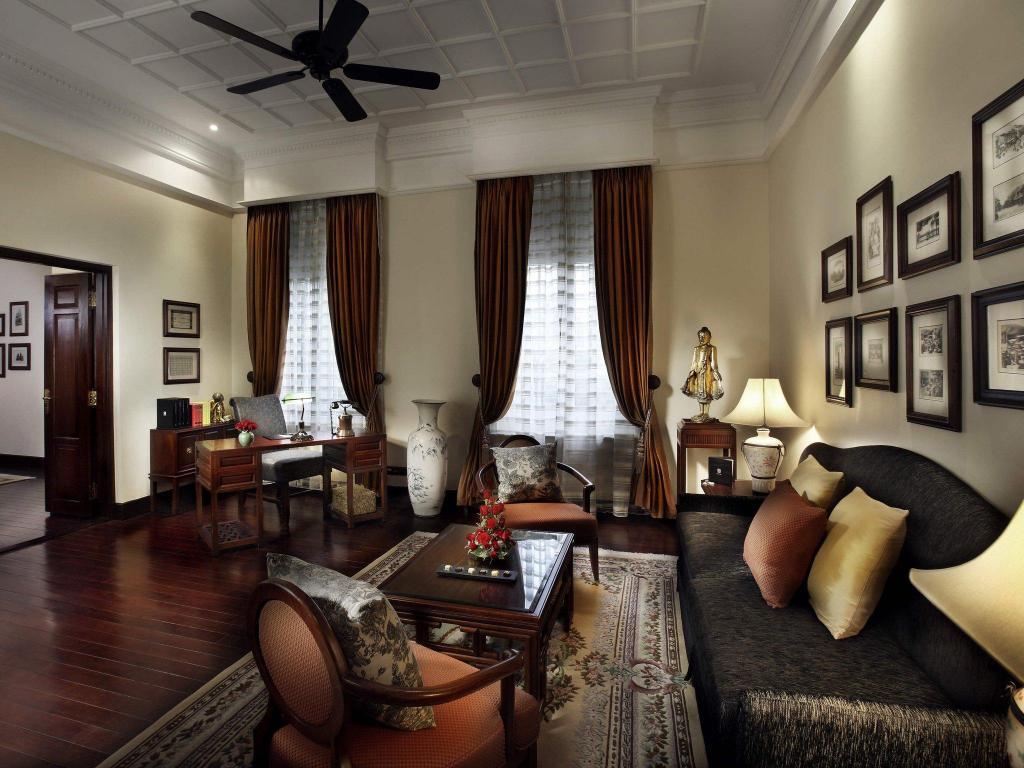 Khách sạn tổng thống Mỹ Donald Trump từng ở khi đến Việt Nam  - Ảnh 4.