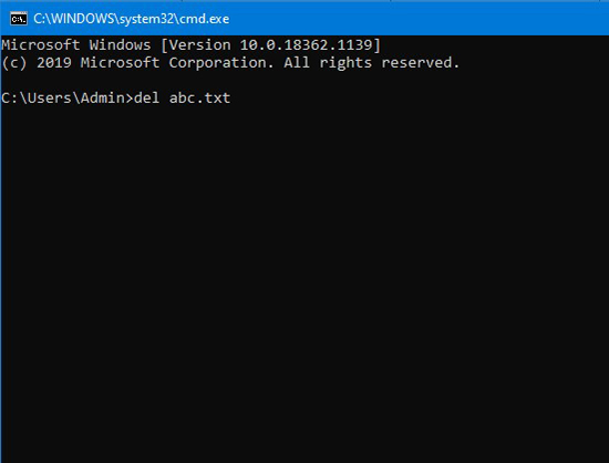 """Top 7 cách để xóa các file và thư mục """"cứng đầu"""" trong hệ điều hành window - Ảnh 2."""