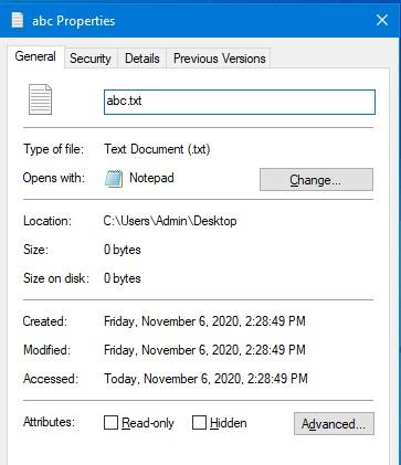 """Top 7 cách để xóa các file và thư mục """"cứng đầu"""" trong hệ điều hành window - Ảnh 3."""