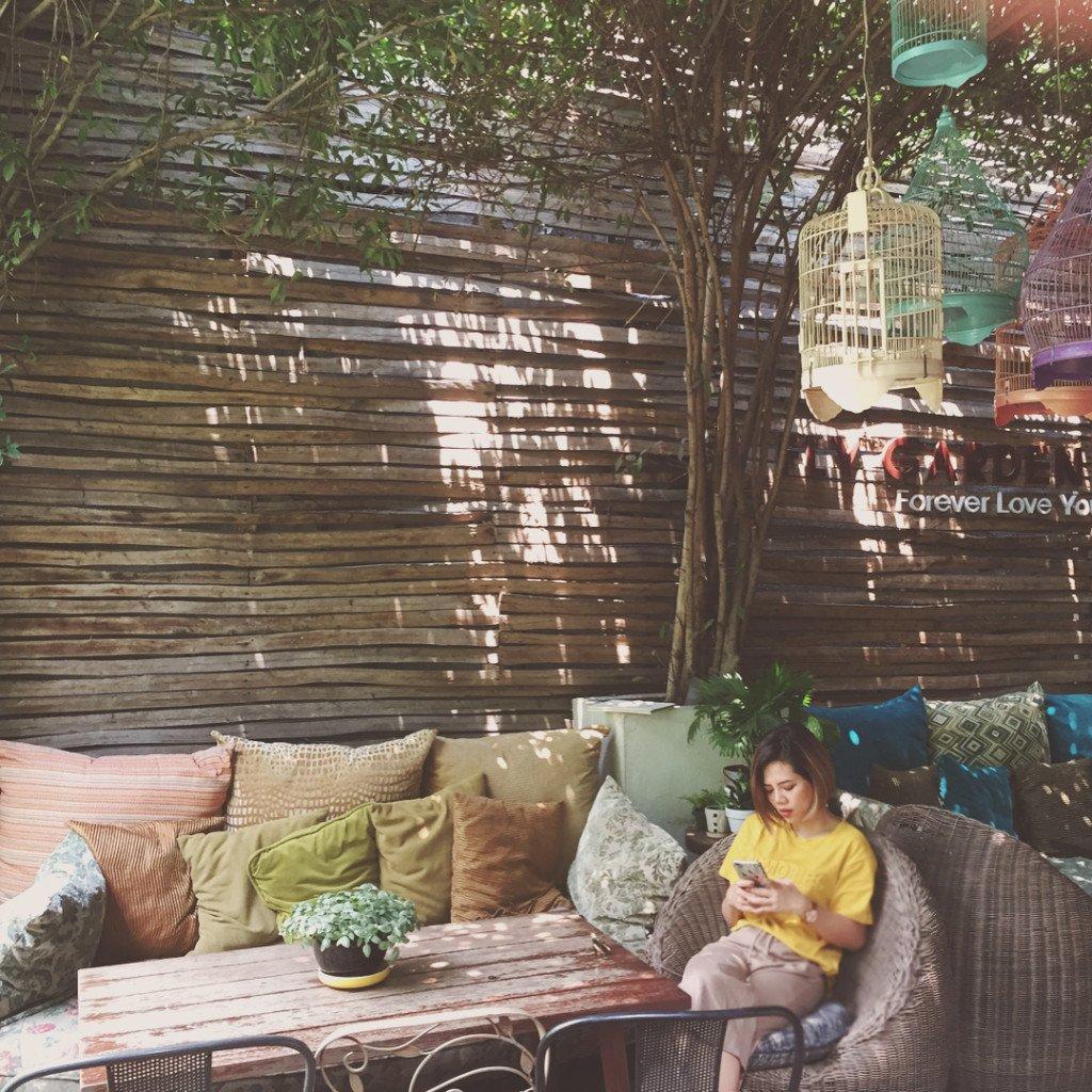 5 quán cà phê sân vườn thích hợp làm địa điểm họp lớp ngày 20/11 ở TP HCM - Ảnh 16.