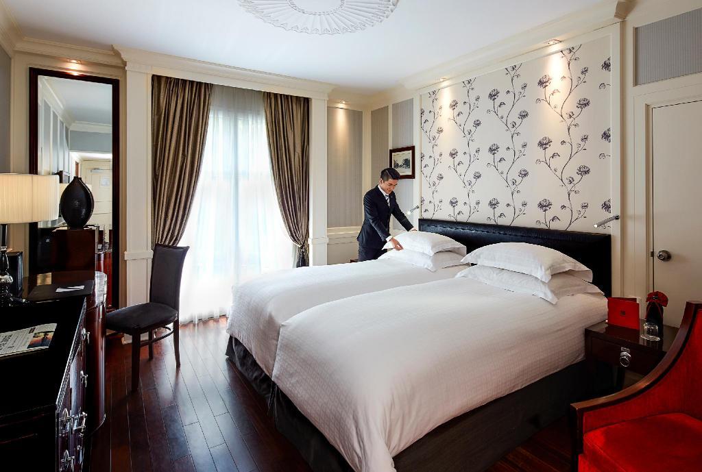 Khách sạn tổng thống Mỹ Donald Trump từng ở khi đến Việt Nam  - Ảnh 5.