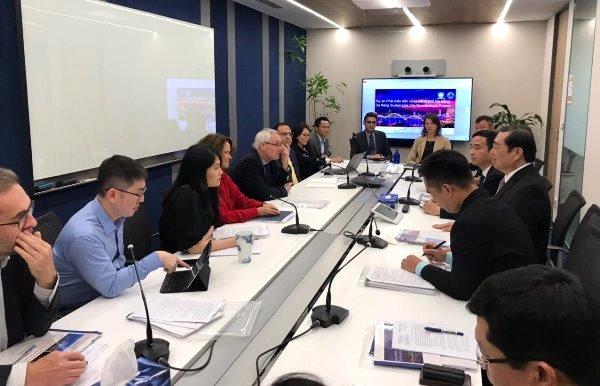 Đà Nẵng đề nghị WB tài trợ xây cầu vượt sông Hàn, hầm chui qua sân bay - Ảnh 1.
