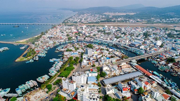 11 dự án khu dân cư, khu đô thị hơn 17.000 tỉ được Kiên Giang chấp thuận trong năm 2020 - Ảnh 1.