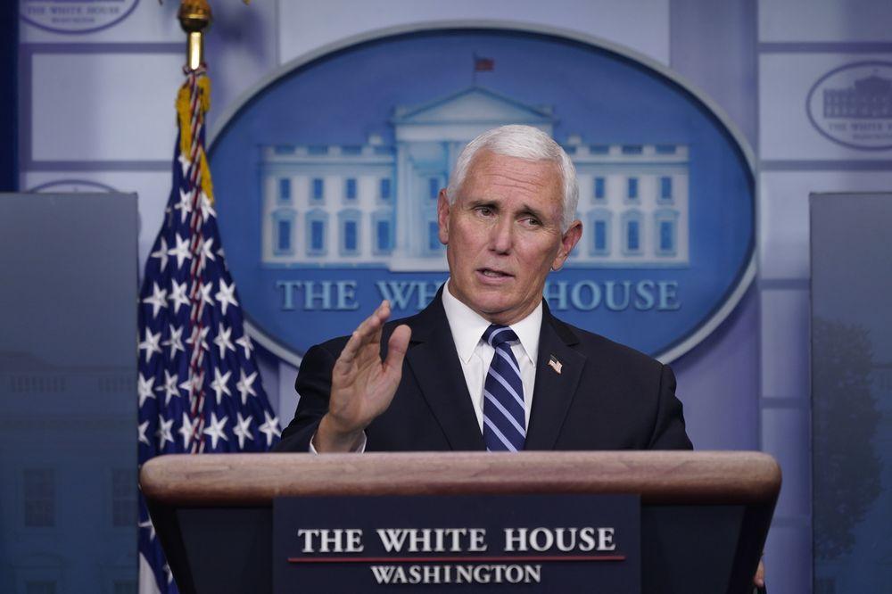 Phó Tổng thống Pence: Mỹ bắt đầu phân phối vắc xin từ 14/12 - Ảnh 1.