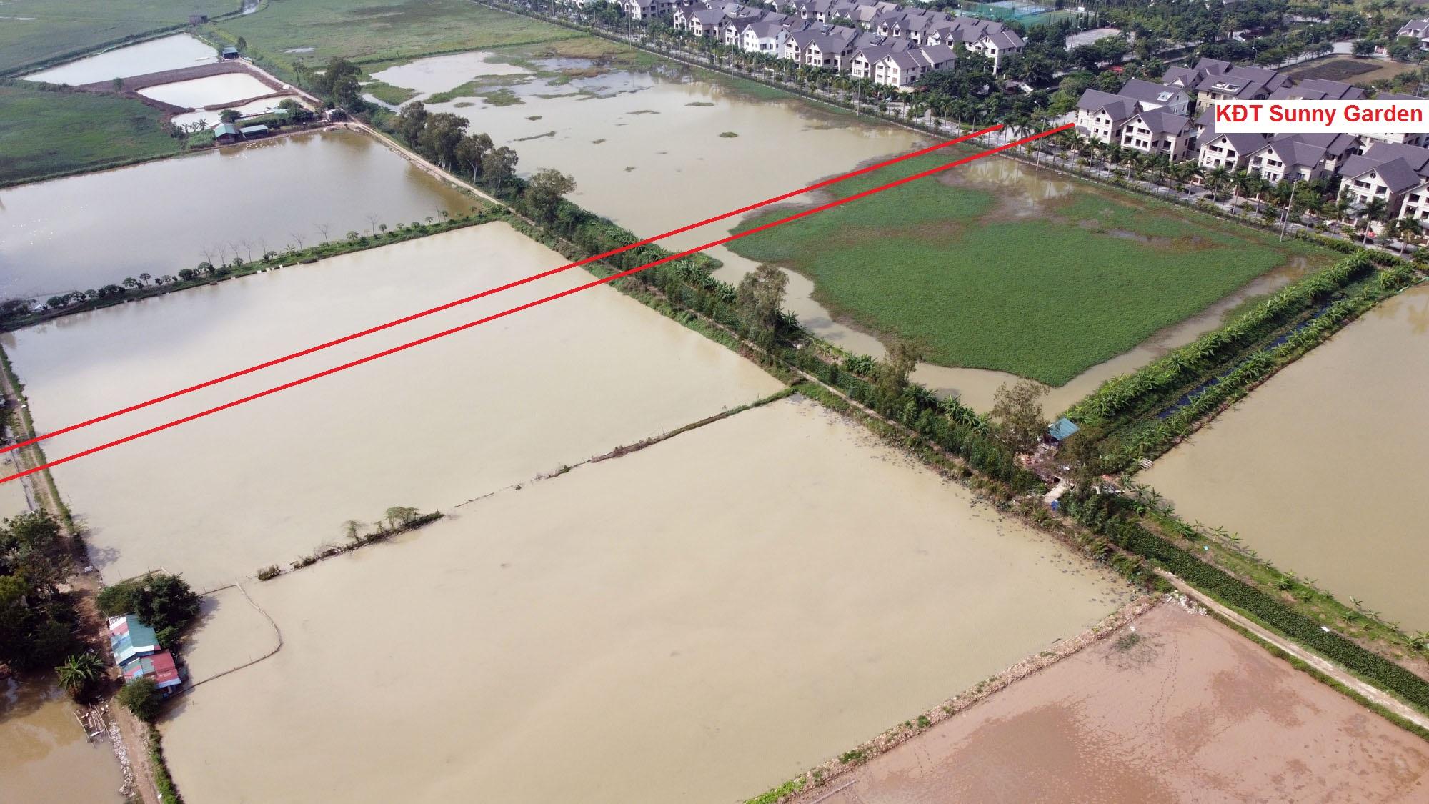 Ba đường sẽ mở theo qui hoạch ở xã Phượng Cách, Quốc Oai, Hà Nội - Ảnh 9.