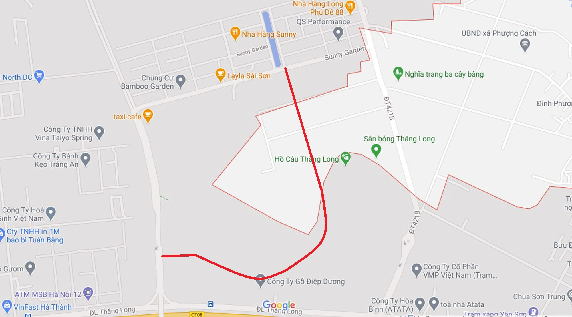 Ba đường sẽ mở theo qui hoạch ở xã Phượng Cách, Quốc Oai, Hà Nội - Ảnh 8.