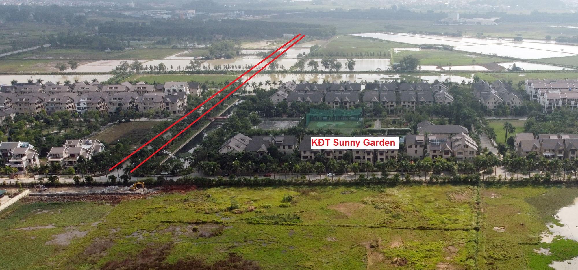 Ba đường sẽ mở theo qui hoạch ở xã Phượng Cách, Quốc Oai, Hà Nội - Ảnh 11.