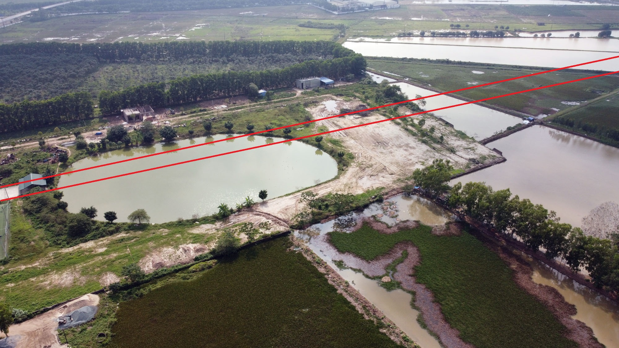 Ba đường sẽ mở theo qui hoạch ở xã Phượng Cách, Quốc Oai, Hà Nội - Ảnh 14.